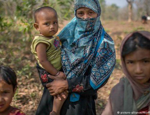 Началось предварительное следствие по делу о депортации рохинджа