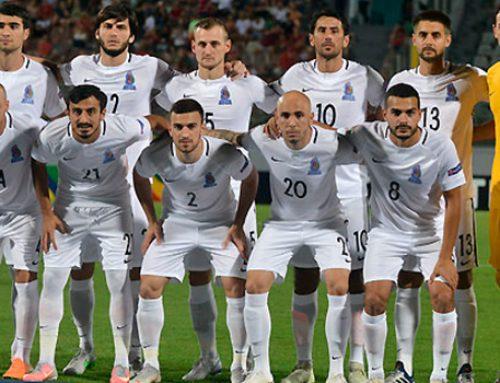 Бразилия может провести матч с Азербайджаном