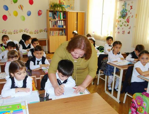 В Азербайджане продлен срок приема учащихся в первый класс