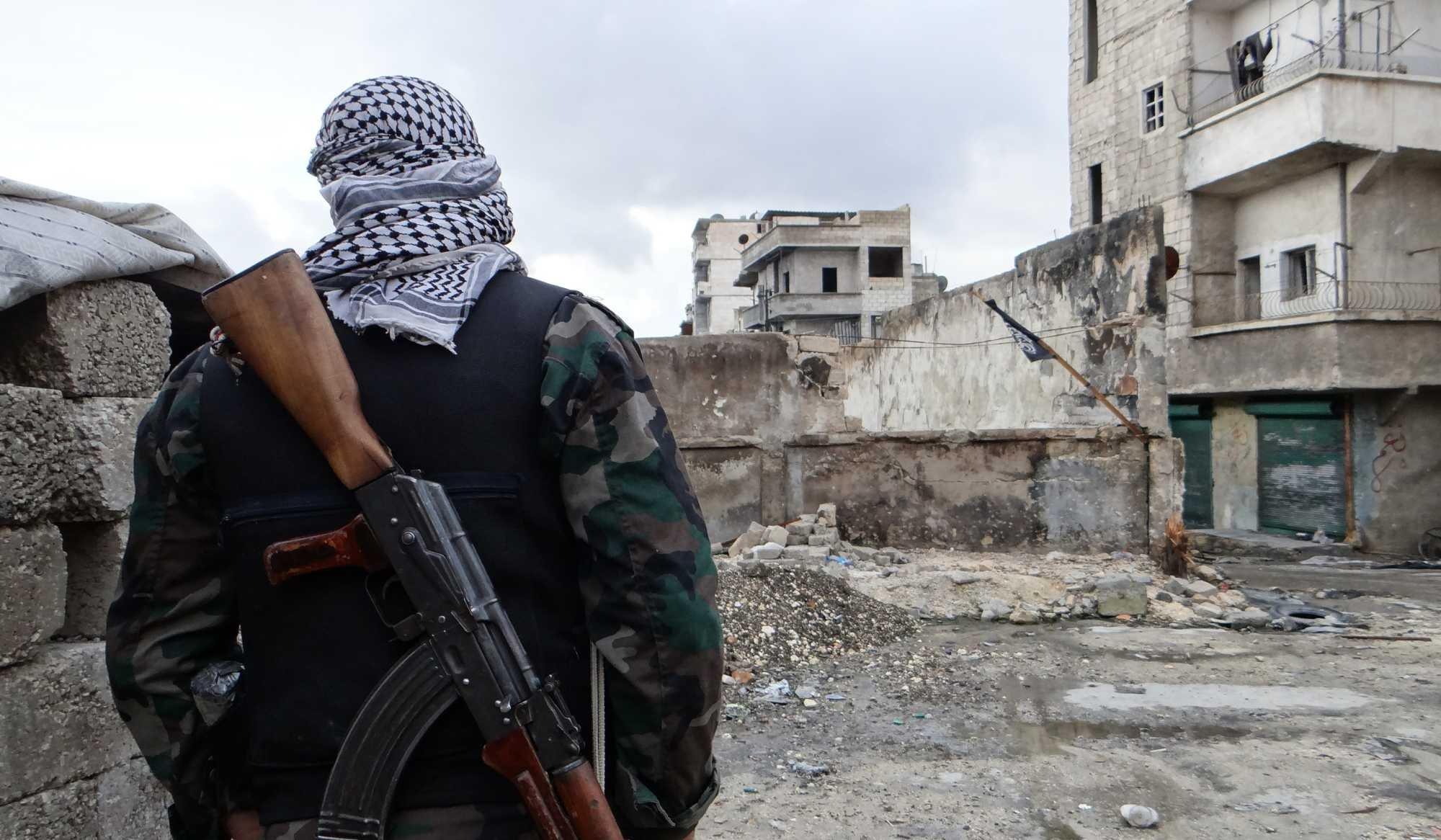 Сирийские боевики доставили вИдлиб хлор
