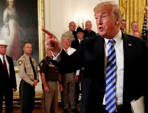 Трамп назвал разоблачение ФБР своим главным достижением президентства