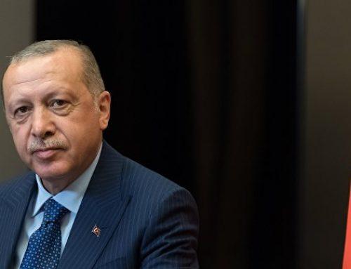 Эрдоган выразил поддержку Аббасу в связи с ситуацией в секторе Газа