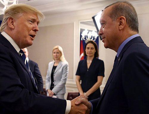 Трамп ничего по поводу экстрадиции Гюлена Эрдогану не обещал