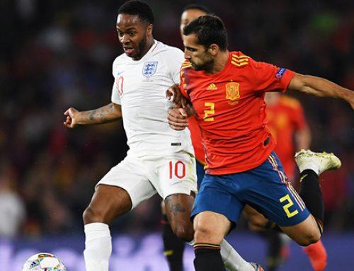 Англия переиграла Испанию в гостях
