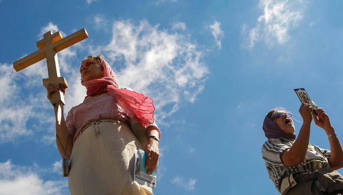 ВРПЦ считают, что Константинополь должен извиниться за государство Украину