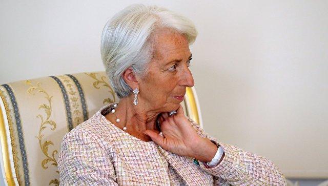 Руководитель МВФ Лагард отменила свою поездку вСаудовскую Аравию