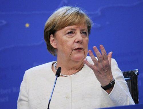 Меркель выступила за подписание пакта ООН о миграции