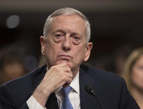 Глава Пентагона не разговаривал с Трампом после того, как президент допустил его отставку