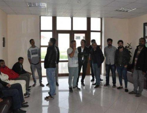 В Азербайджане задержано около 170 незаконных мигрантов