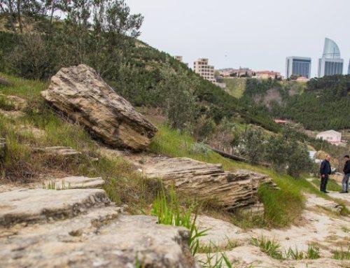В окрестностях «Телебашни» обнаружены две склонные к оползню зоны