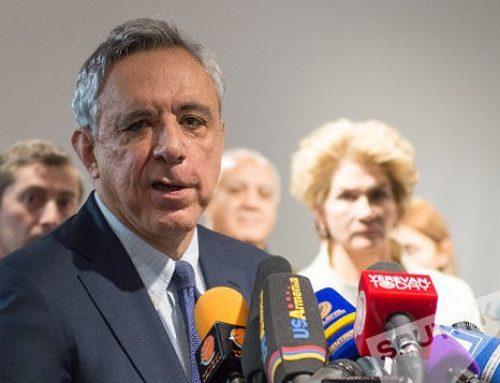 Бывшему главе МИД Армении запретили покидать страну
