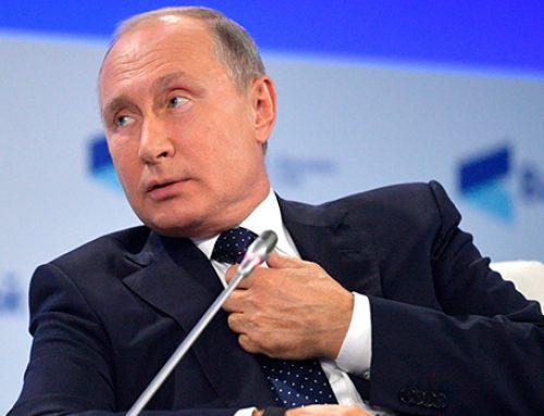 Путин обещает всем россиянам рай