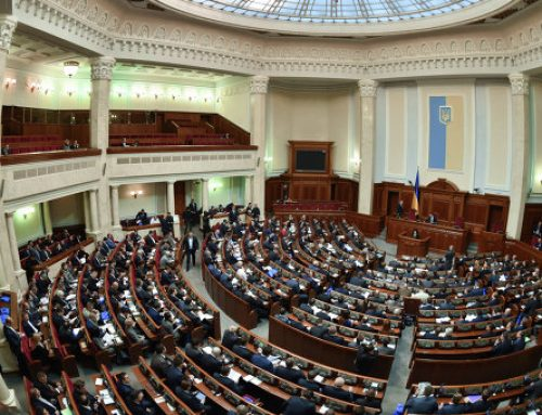 Украинская оппозиция потребовала отставки правительства
