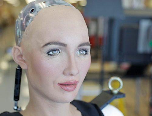 Рашад Азизов: «Робот София выступит в Баку с докладом и ответит на вопросы людей»
