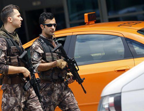 Полиция Турции завершила проверку в здании генконсульства Саудовской Аравии
