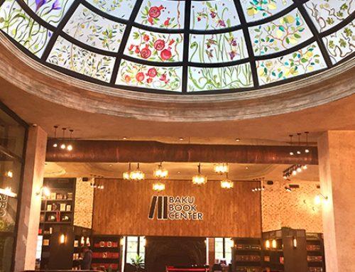 Культурно и культово, или о том, что вы могли еще не знать о Baku Book Center