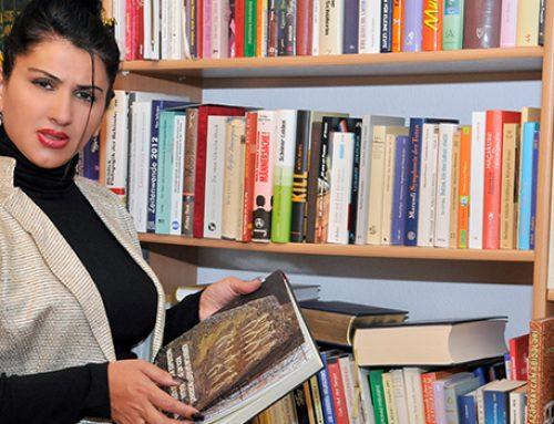 Первая азербайджанка доктор наук по археологии в Европе