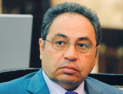 Глава государства освободил Абеля Магеррамова от должности