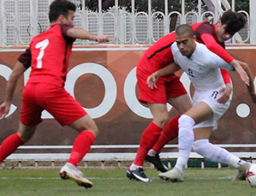 Азербайджан неудачно стартовал в отборе на ЕВРО