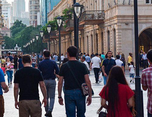 В Азербайджане возросло численность населения