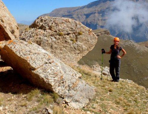 Альпинист Дарья Деркач: «Шахдаг — это рай на Земле!»