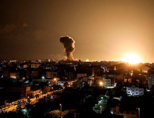 Бесконечная война между Израилем и Палестиной