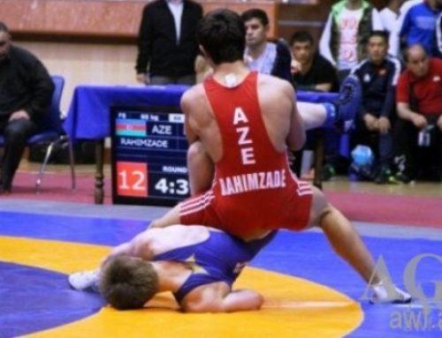 Азербайджанский борец вольного стиля вышел в финал чемпионата мира
