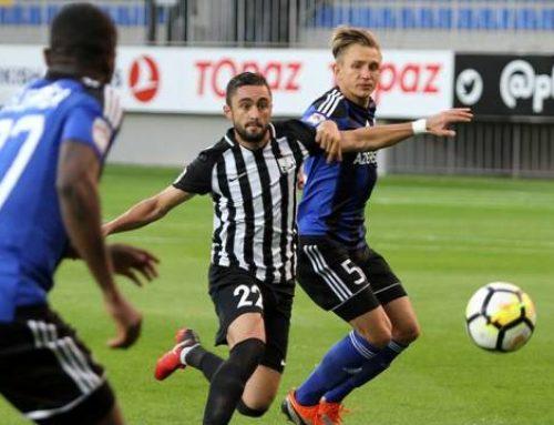 «Карабах» и «Нефтчи» могут встретиться в финале Кубка страны