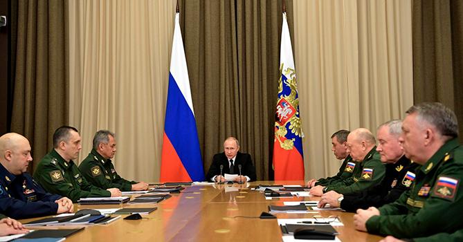 Путин: решение США овыходе из контракта РСМД неостанется без ответа