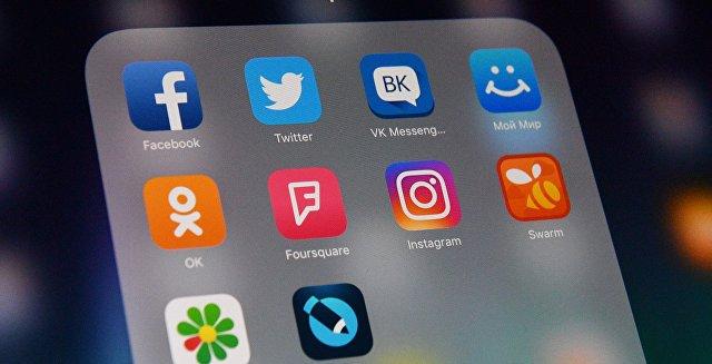 Пользователи сообщили о сбое в работе Facebook и Instagram