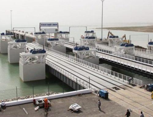 Начаты работы по переносу Бакинского торгового порта