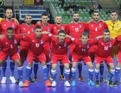 Азербайджан узнал возможных соперников в квалификации ЧМ-2020