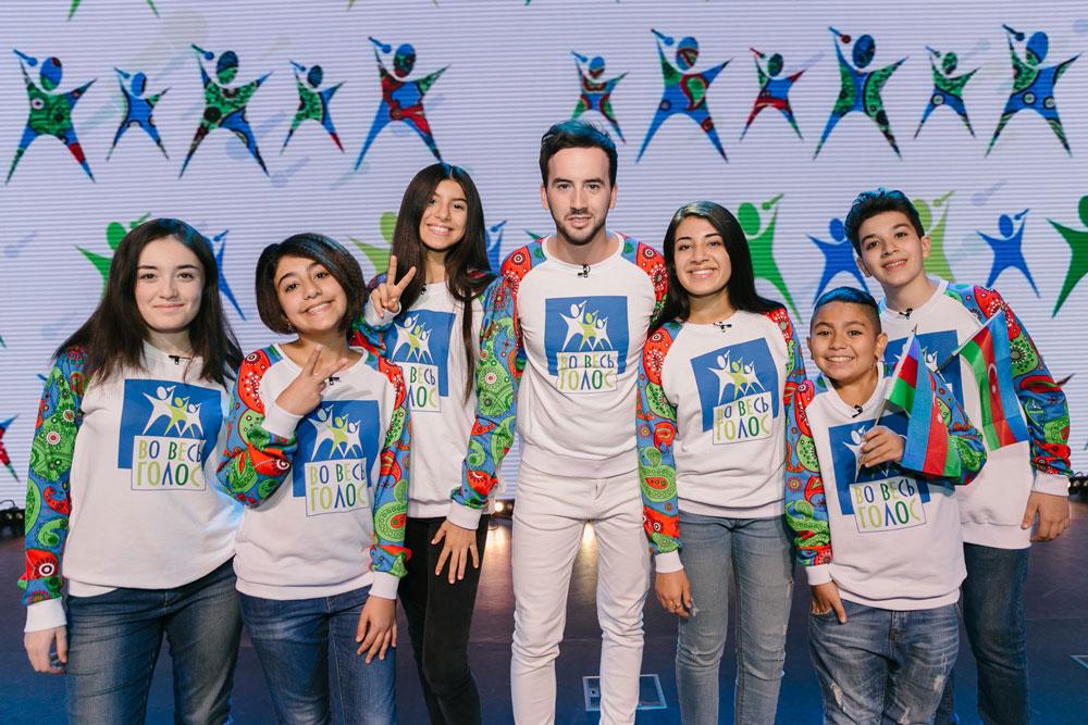 Азербайджан победил в международном проекте «Во весь голос» на канале «Мир 24»