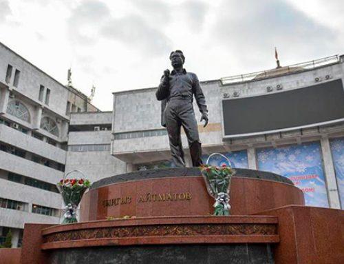 Память Чингиза Айтматова почтут в Бишкеке