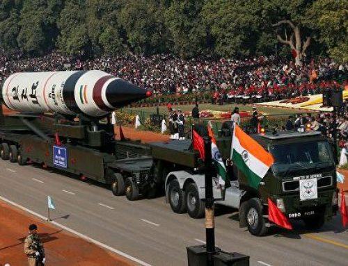 Индия испытала способную нести ядерный заряд ракету «Агни-5»