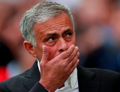 Жозе Моуриньо покинул пост главного тренера «Манчестер Юнайтед»