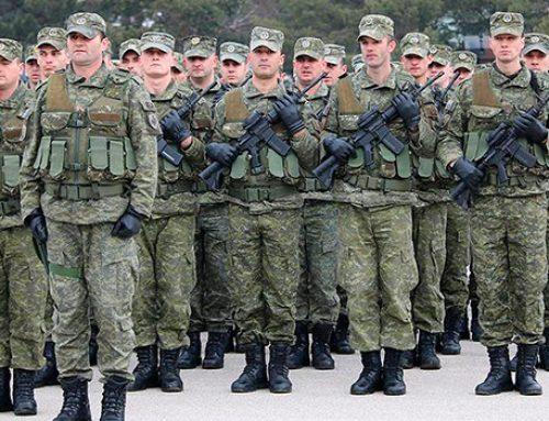 Косово не собирается менять свое решения о создании собственной армии