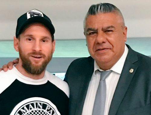 Месси обсудил свое возвращение в сборную Аргентины