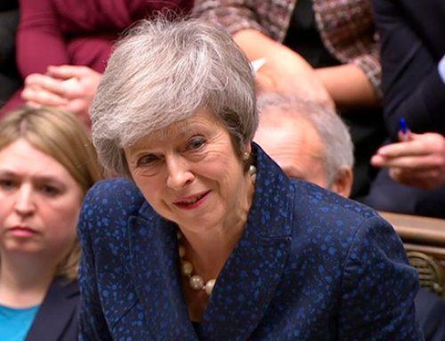 Тереза Мэй осталась премьер-министром Великобритании