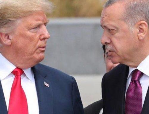 Эрдоган и Трамп провели телефонные переговоры