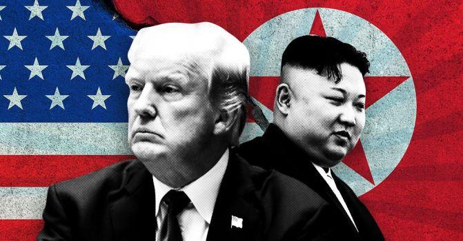 «Друг» Ким Чен Ына Трамп ввел санкции против первых лиц КНДР