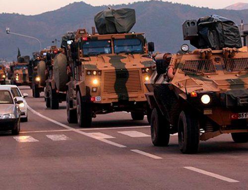 В России отреагировали на возможную операцию Турции на востоке Сирии