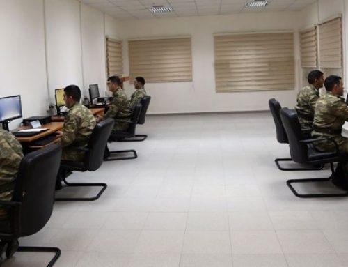 В азербайджанской армии состоялось открытие командного пункта управления
