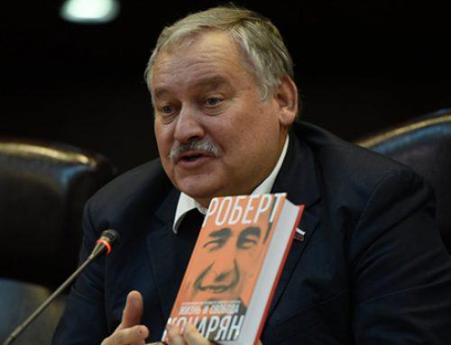В каких случаях депутат Госдумы России защищает приспешников фашизма